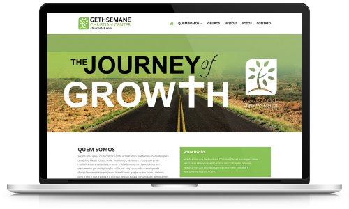 GCCFL - Website Design